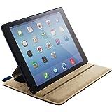 ELECOM iPad Air 2 ソフトレザーカバー 4アングルスタンドタイプ ブルー TB-A14PLF2BU