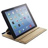 エレコム iPad Air 2 ソフトレザーカバー 4アングルスタンドタイプ ブルー TB-A14PLF2BU