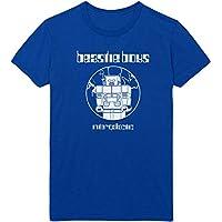 Beastie Boys 'Intergalactic' (Blue) T-Shirt