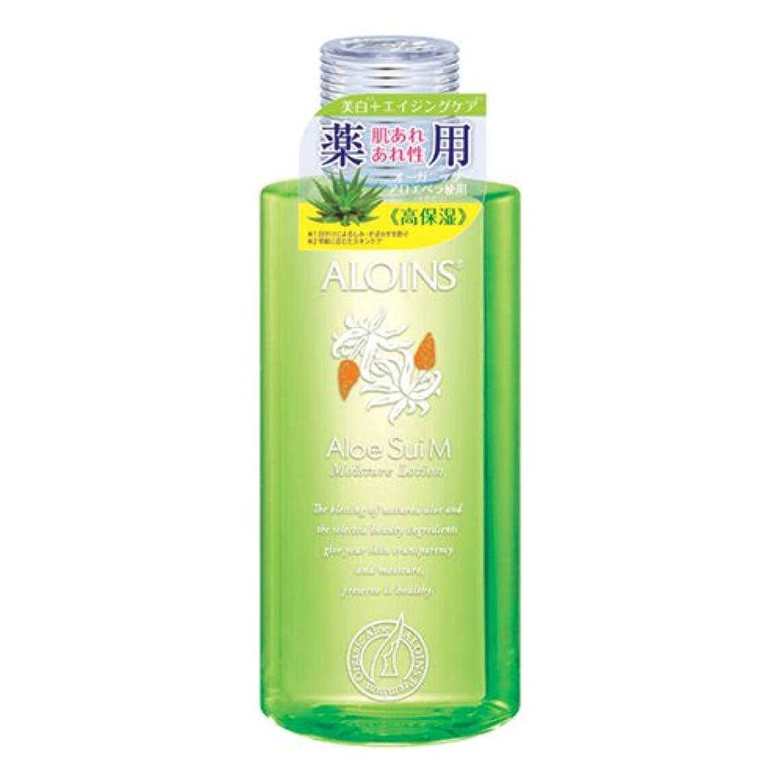 リサイクルするファックス日焼けアロインス 薬用アロエ水 モイストローション 200ml