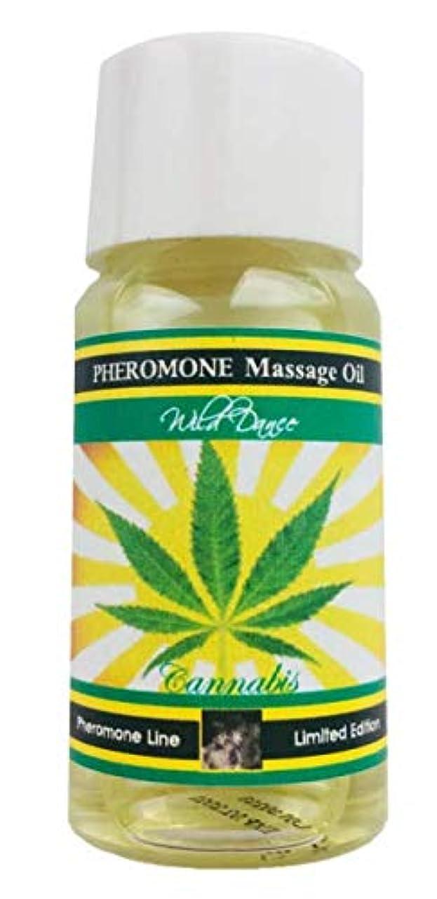 ペリスコープ注入する非行ベストマッサージ&ボディオイル WILD DANCE 14ml官能的媚薬大麻フェロモン