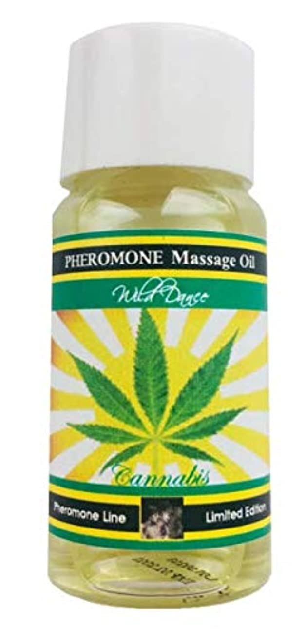 暴露するバーガー任命するベストマッサージ&ボディオイル WILD DANCE 14ml官能的媚薬大麻フェロモン