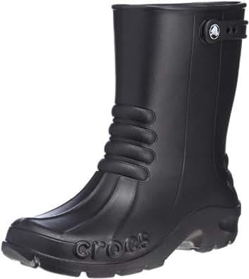 [クロックス] crocs Georgie 2 11662-001-160  black (black/M4/W6/22cm)