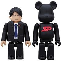 KUBRICK 井上 薫 & BE@RBRICK SP ABS&PVC 塗装済みアクションフィギュア (2パック)
