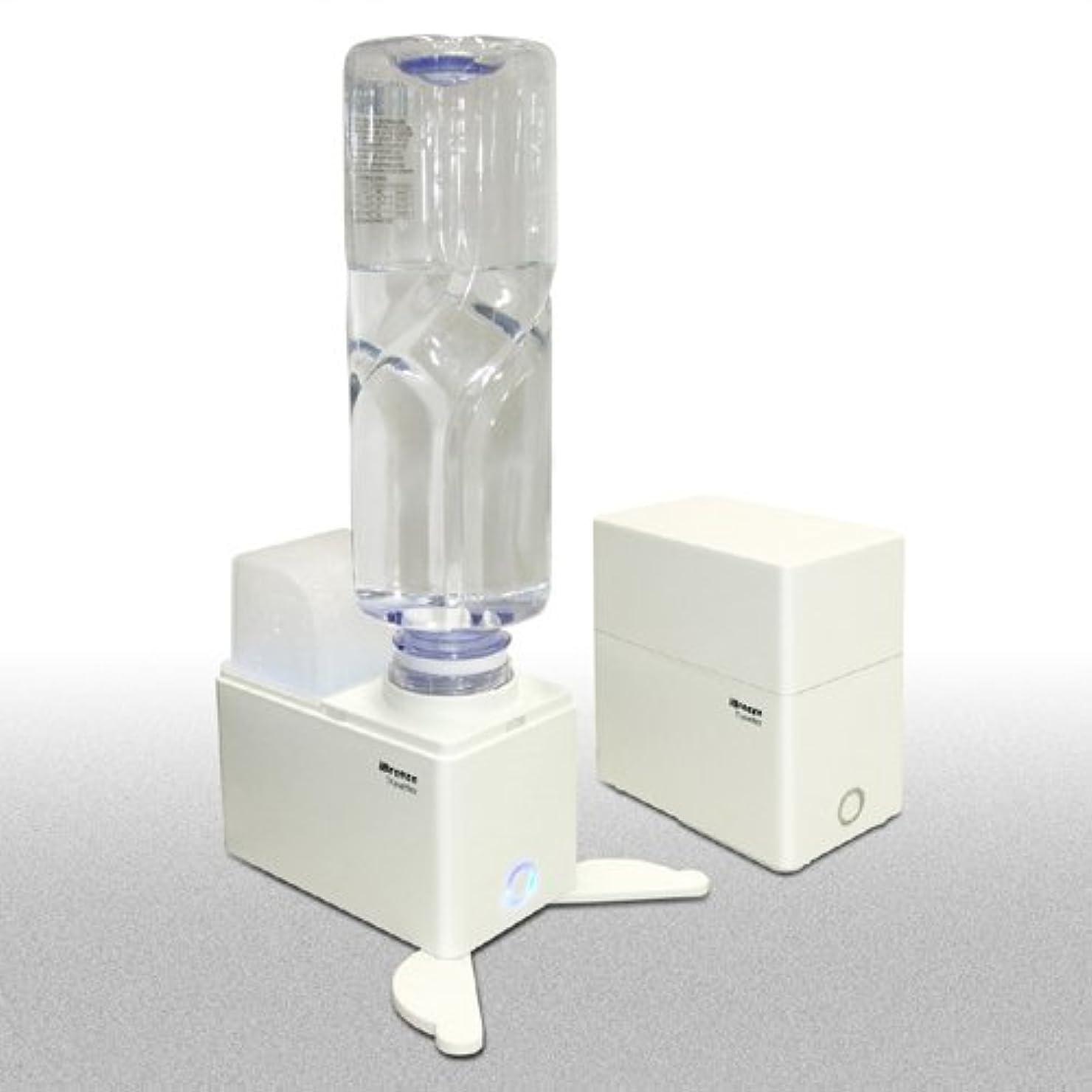 エレス アイブリーズ?トラベラー 超音波式ペットボトル加湿器 ホワイト ELAICE-415130