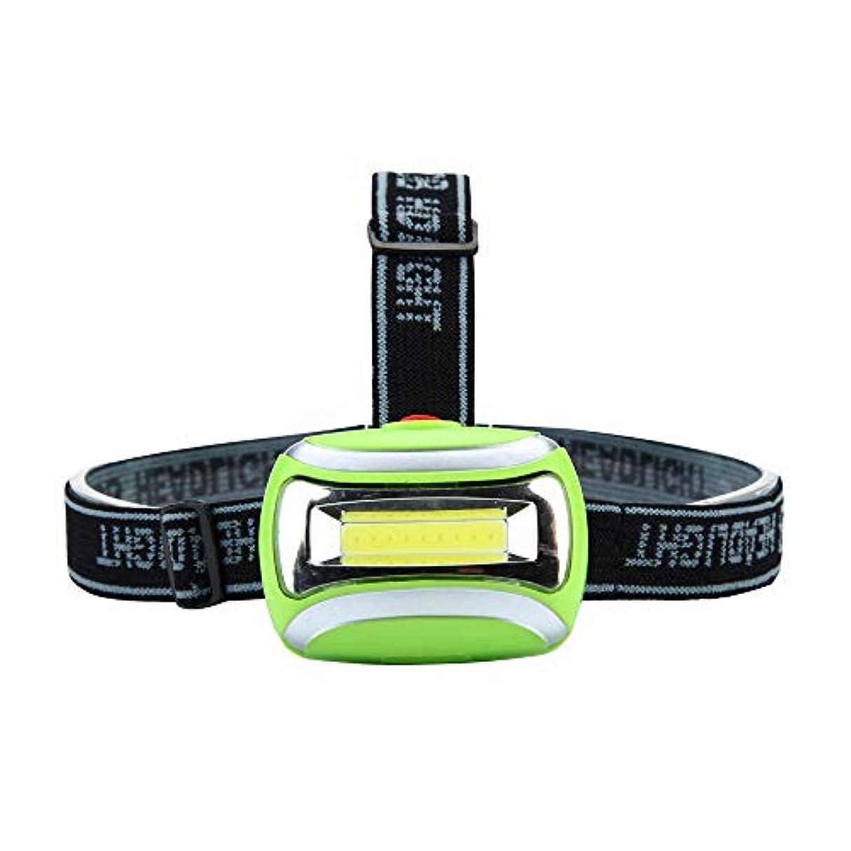 ミシン目寛容誰でもCOB ヘッドライト TangQI 小型 ヘッドランプ 自転車ライト ハンディ 3W 600ルーメン 単四電池対応 角度調整可能 高輝度 強力 釣り 明るい 停電時用 防災 キャンプ ハイキング サイクリング 防災 登山 夜釣り 夜間走行 ウォーキング スポーツ 野外活動 自転車 作業に適用