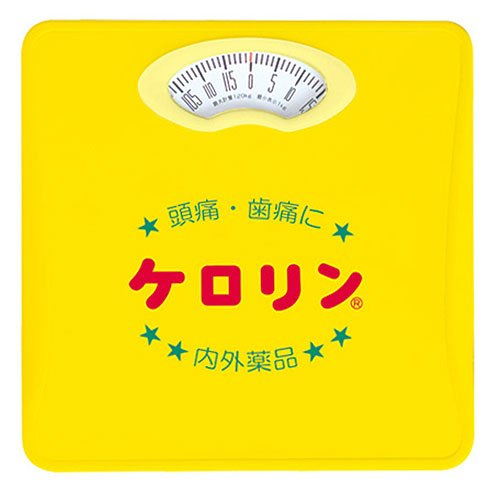 ハインツコーポレーション ケロリン アナログ 体重計 00706