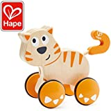 Hape Cat 木製プッシュアクティビティトイ 12ヶ月