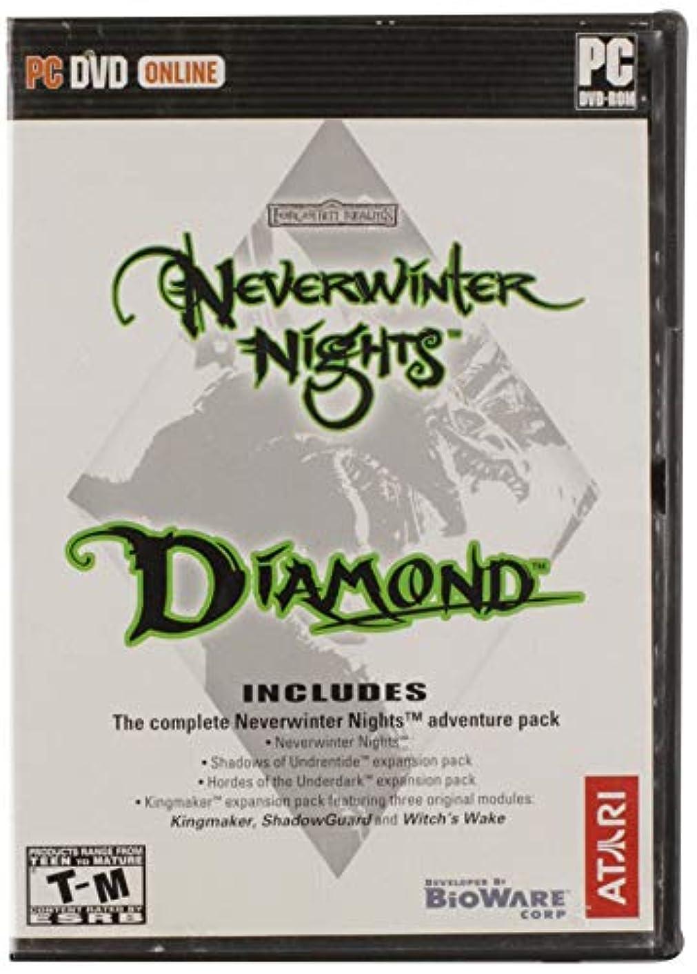火曜日路面電車ぼんやりしたNeverwinter Nights Diamond