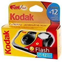 Kodak Fun Flash Disposable Camera - 39 Exposures Box of 10