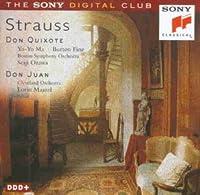 R.Strauss;Don Quixote/Don J