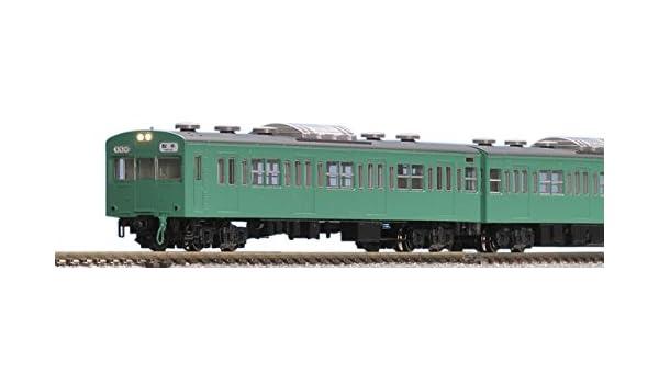 【中古】 103 1000系通勤電車 TOMIX 98272 Nゲージ/ 4両基本セット 国鉄 (常磐・成田線・冷改車) 【A】