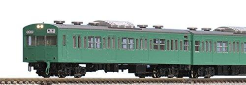 98272 国鉄 103 1000系通勤電車 常磐 成田線 冷改車 基本 4両  TOMIX