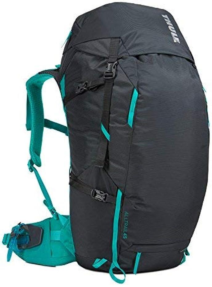 出演者セクタ吐き出すThule Women's Alltrail Hiking Backpack, 45L, Obsidian [並行輸入品]