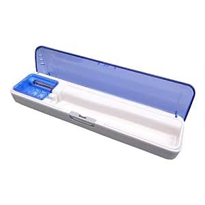 エセンシア 歯ブラシ 除菌器 ESA-102 ブルー