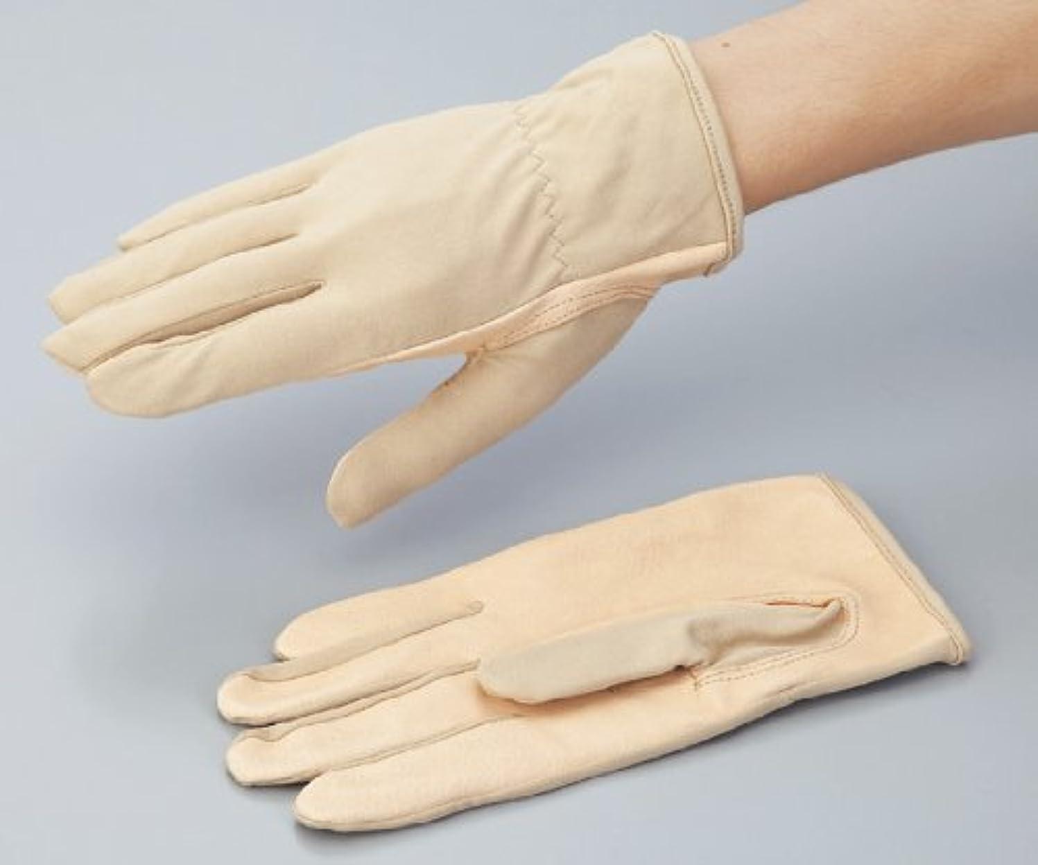 流産支店リスト2-2386-04豚表革手袋LL220mm