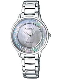 c5dbfa7d71 [シチズン]CITIZEN 腕時計 CITIZEN L エコ・ドライブ EM0470-81Y レディース