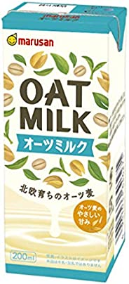 マルサン オーツミルク 200ml ×24本