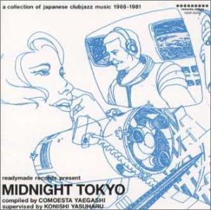 midnight Tokyo [12 inch Analog]
