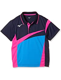 [Mizuno] テニスウェア ゲームシャツ ジュニア 62JA8005 ボーイズ