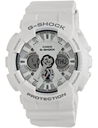 CASIO(カシオ) 腕時計 並行輸入品 G-Shock Ana-Digi World Time White Dial Men's watch #GA120A-7A GA-120A-7ADR [並行輸入品]