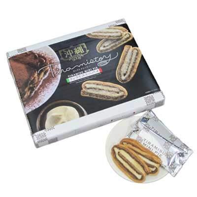 沖縄 ティラミスミニパイ×2箱 前田製菓 ちょっと大人な味のお菓子 焼き菓子 おやつ お土産