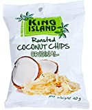 キングアイランド ココナッツチップス 40g×6個