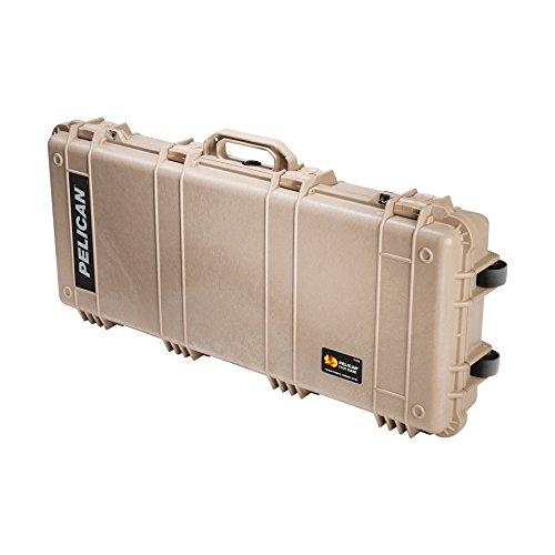 Pelican ペリカン 1700 Case with Foam  デザートタン(TAN)カメラ・ライフルケース 並行輸入品