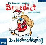 Die Abenteuer des Herrn Benedict - Weihnachtsping / CD