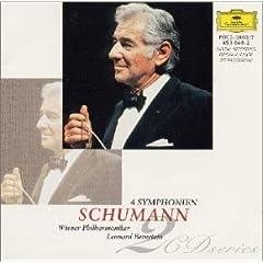 バーンスタイン指揮 シューマン交響曲全集の商品写真