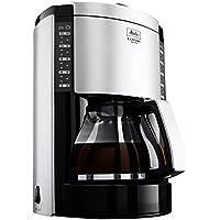 Melitta(メリタ) コーヒーメーカー ルック デラックスII 【2~10杯用・1×4のフィルターペーパーに対応】MKM-9110/B ブラック