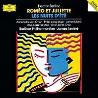 ベルリオーズ:劇的交響曲「ロメオとジュリエット」、歌曲集「夏の夜」