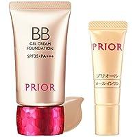 PRIOR(プリオール) 美つやBBジェルクリーム 限定セット g BBクリーム オークル3(セット品) 30g+1g