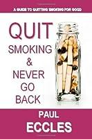 Quit Smoking & Never Go Back [並行輸入品]