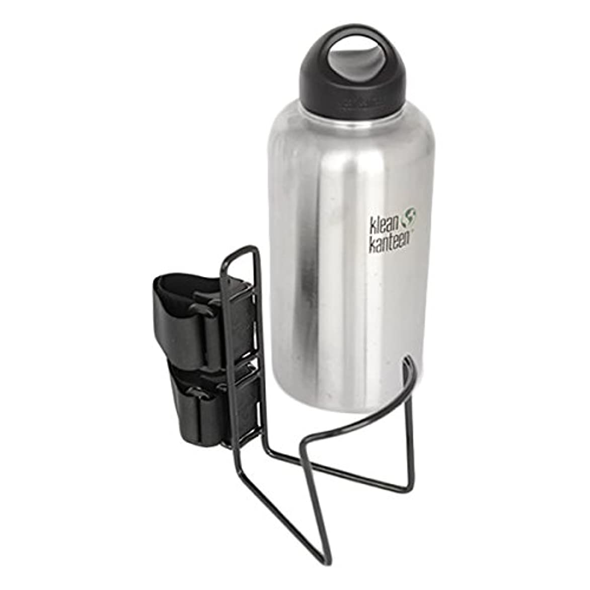余分なマニュアル注目すべきTwo Fish QR India Vinyl for Hydro Flask Bottle Cage, 64-Ounce, Black by TwoFish