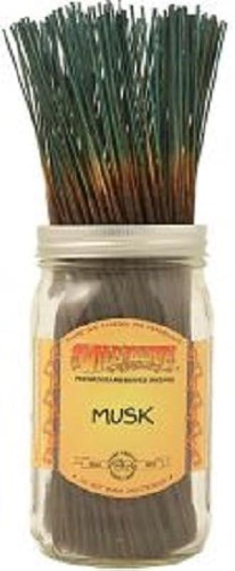 裏切り送ったペチコートWild Berry Incense Inc。ムスクIncense - 15 Sticks