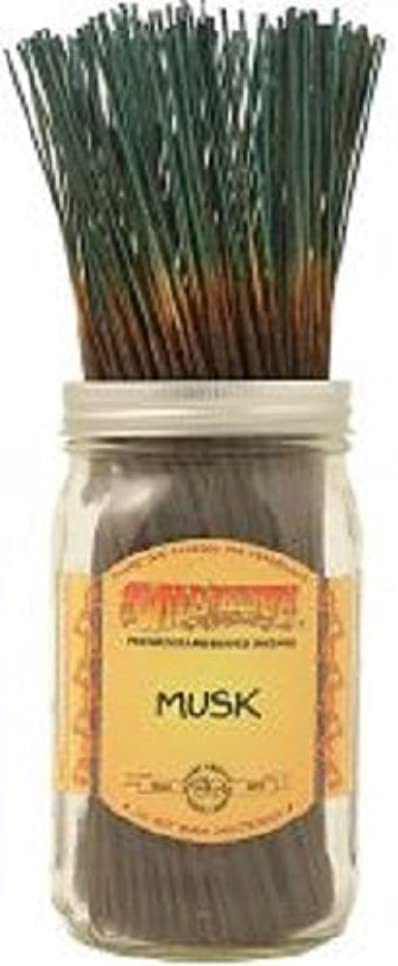 遺産ソーセージ死傷者Wild Berry Incense Inc。ムスクIncense - 15 Sticks