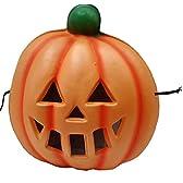 【 ハロウィン パンプキンマスク かぼちゃ お面 】ハロウィンの定番!パンプキンマスク♪ ジャックオーランタン パーティーグッズ マスク 定番 ウレタン製なので軽量で付け心地抜群!
