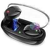 【Bluetooth5.0+Hi-Fi高音質】Bluetooth イヤホン ワイヤレスイヤホン Bluetooth 完全ワイヤレス イヤホン IPX5 防水防汗 左右分離型 片耳&両耳とも対応iPhone/Android適用