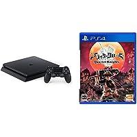 PlayStation 4 ジェット・ブラック 1TB (CUH-2200BB01) + 【PS4】ブラッククローバー カルテットナイツ【早期購入特典】豪華2大特典が入手できるプロダクトコード (封入) セット