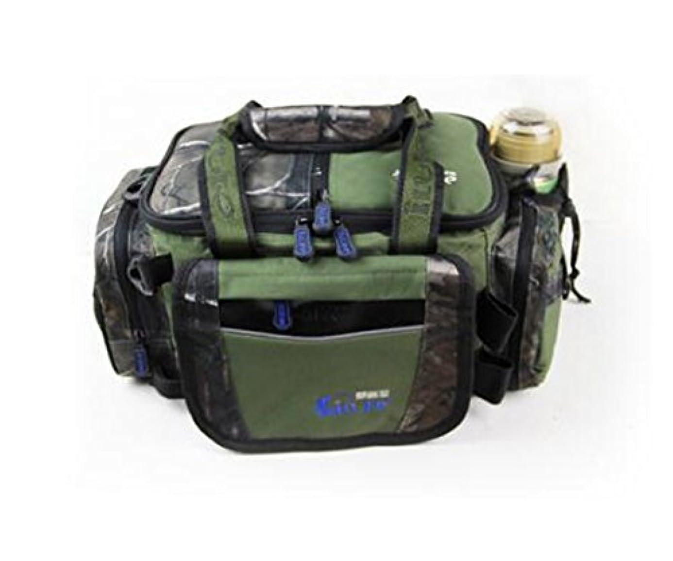 振り向く上に築きます特殊ILURE 迷彩フィッシング用 釣りバッグ タックルバッグ ショルダーバッグ 釣り/船釣り/海釣り 驚きの収納力!