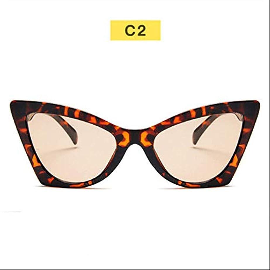 終わり嫉妬トリップAMKLLEN  女性サングラスブランドデザイナーレトロサングラスヴィンテージ女性のアイウェアクラシックサングラス  C 2