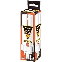 パナソニック ツイン蛍光灯 24形 電球色 6本束状ブリッジ FHT24EXL