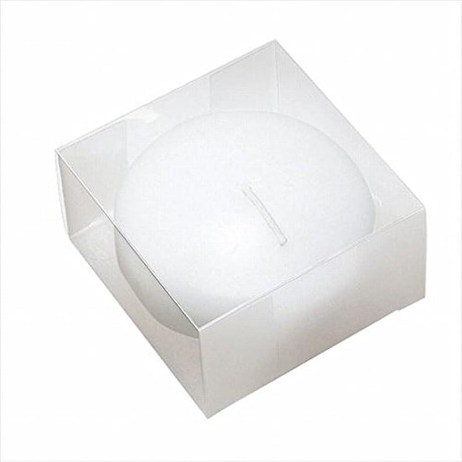 リットル眉誘導カメヤマキャンドル(kameyama candle) プール80(箱入り) 「 ホワイト 」