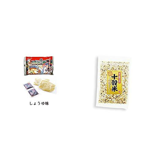 [2点セット] 飛騨高山ラーメン[生麺・スープ付 (しょうゆ味)]・国産原料使用 十穀米(300g)