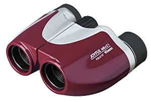 Vixen 双眼鏡 ジョイフルシリーズ ジョイフルM8×21 ボルドーレッド 13493-9