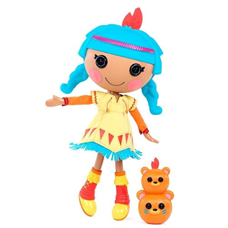 輸入ララループシー人形ドール Lalaloopsy Doll - Feather Tell-A-Tale [並行輸入品]