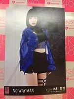 AKB48 NO WAY MAN 劇場盤 写真 本村碧唯 HKT48 タレント グッズ