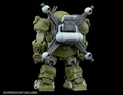 B2FIVE 装甲騎兵ボトムズ シリーズ ラウンドムーバー ATC-BRI-S 塗装済み 可動フィギュア用パーツ