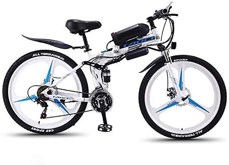 無駄な従順前文PARTAS 大人の電動自転車アルミ合金アウトドアサイクリングワークアウト旅行のために26